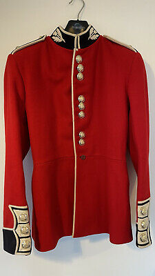 £200 • Buy Vintage Scots Guards Military Tunic 1959 Jacket
