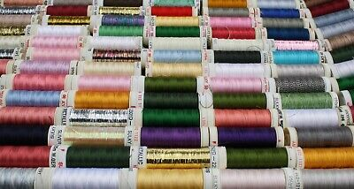 $56 • Buy GIANT Lot Of 324 Spools Of New & Used Embroidery Machine Thread, Mostly Sulky