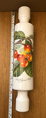 £9.99 • Buy Portmeirion Pomona Rolling Pin, Perfect Condition