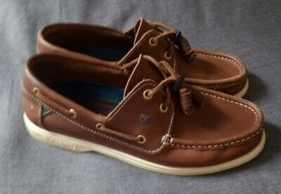 £55 • Buy Dubarry Brown Leather Shoes Size 5