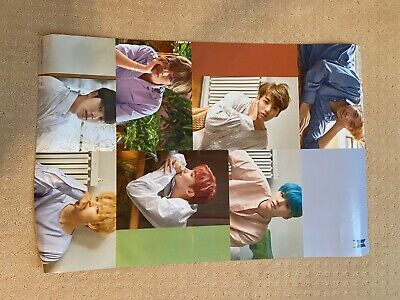 $5 • Buy BTS Poster Good Condition