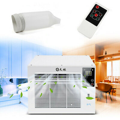 AU300 • Buy 900W Portable Air Conditioner Cooling Mobile Fan Cooler Dehumidifier Window Box