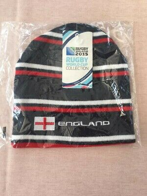 £3 • Buy Bnwt England Rugby Beanie Hat World Cup 2015 Excellent Condition, Swing Low!