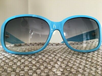 £14.99 • Buy Retro Polo Ralph Lauren Graduated Sunglasses With Turquoise Frame