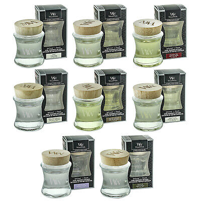 £16.99 • Buy WoodWick Home Room Fragrance Air Freshener Aroma Reed Oil Diffuser Perfume Scent