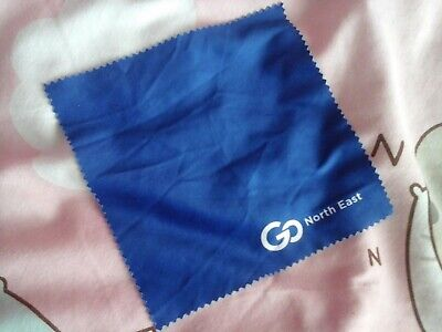 £5 • Buy Go North East Bus Drivers Blue Screen Cleaning Cloth