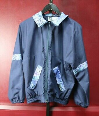 £10 • Buy Vintage 90s Pro Style Ladies Shell Suit Jacket - Size 10/12