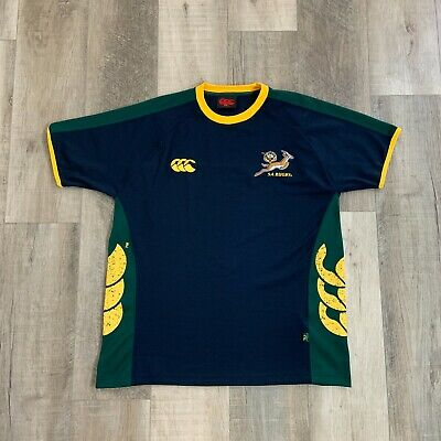 £18.28 • Buy Canterbury CCC SA Rugby T Shirt South Africa Men's Size Large