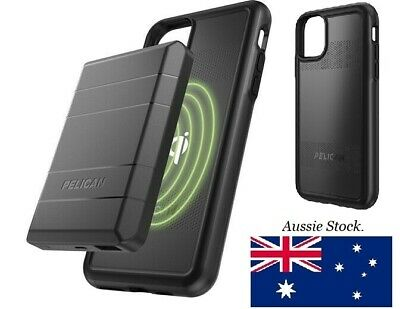 AU49.95 • Buy Pelican Protector Rugged Battery Case 4 Apple Iphone 11 Pro / X /Xs Charge Pack