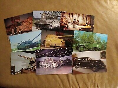 $10 • Buy Lot Of Patton Museum, Fort Knox Kentucky Postcards