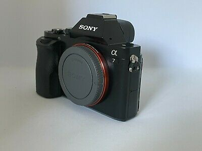 View Details SONY ALPHA ILCE-7 MIRRORLESS INTERCHANGEABLE LENS CAMERA - 24MP - A7 A 7  • 449.00£