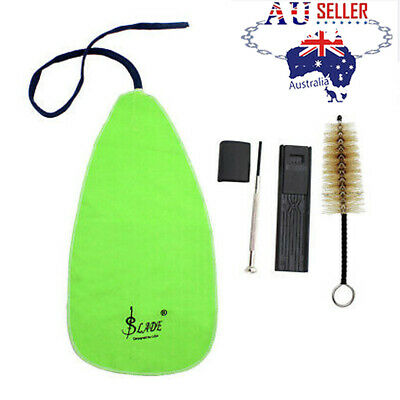 AU17.99 • Buy Musical Instrument Maintenance Cleaning Care Kit Set For Saxophone Clarinet X6G8