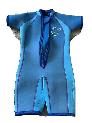 £5 • Buy Jojo Maman Bebe All In One Swimsuit/ Wet Suit Age 3-4 Yrs
