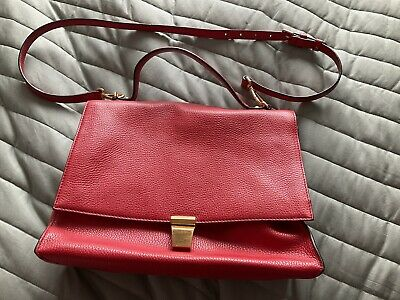 £60 • Buy Coccinelle Leather Red Bag