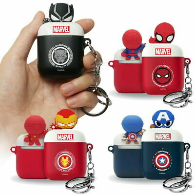 $ CDN21.05 • Buy Figure Symbol Case Cover With Avengers For Airpods 1st / 2nd Generation