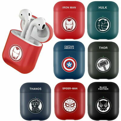 $ CDN23.26 • Buy Simple Symbol Case Cover With Avengers For Airpods 1st / 2nd Generation