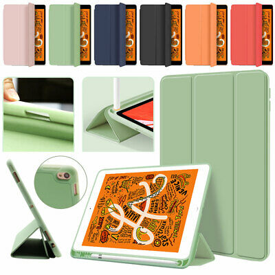 AU28.99 • Buy For IPad Air/ Pro 10.5 Inch 2019 Smart Case Leather Cover With Pencil Holder New