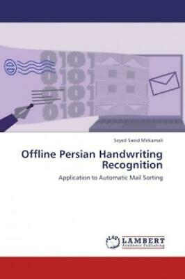 £41.30 • Buy Offline Persian Handwriting Recognition Application To Automatic Mail Sorti 1652