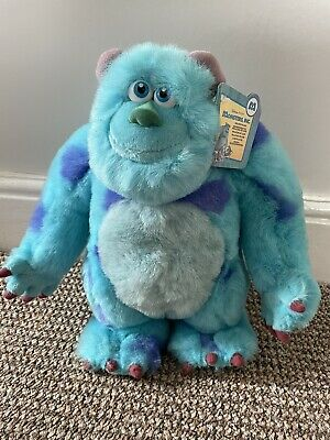 """£13 • Buy Disney Store Monsters Inc Sully Plush 15"""" Large Plush Soft Toy Sully"""