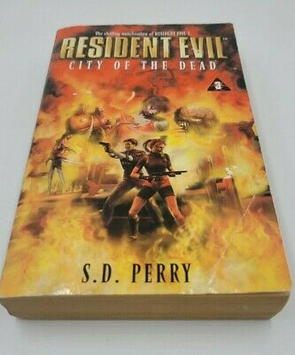 AU33.96 • Buy Resident City Of The Dead By S. D. Perry First Edition Good Condition