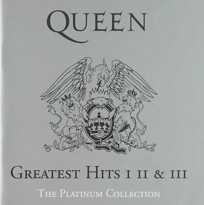 £14.95 • Buy Queen The Platinum Collection Greatest Hits  I Ii & Iii (3 Cd) New And Sealed