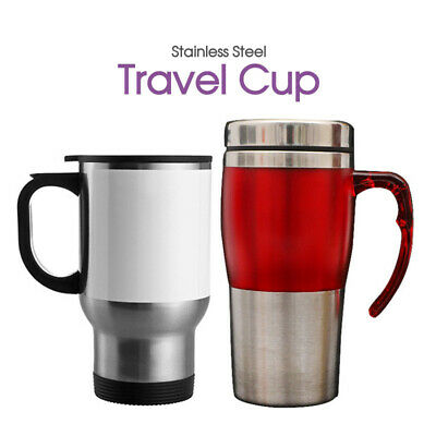 AU12.69 • Buy Explorer Mug Travel Cup Stainless Steel Insulated Coffee Thermal Bottle Ourdoor