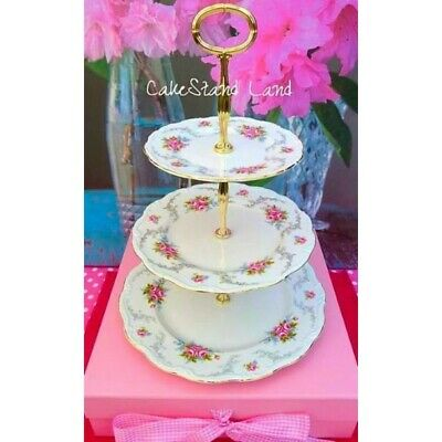 £46 • Buy Royal Albert Tranquility Cake Stand
