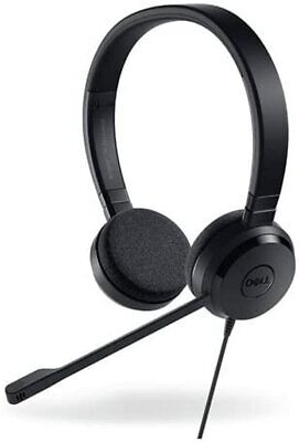 £44.99 • Buy Genuine Dell Pro Stereo Headset UC150 Skype® For Business Certified 520-AAMD