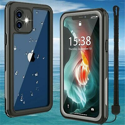 AU27.99 • Buy Waterproof Shockproof Protect Case Cover For Iphone 11 PRO MAX SE XR XS 7 8 Plus