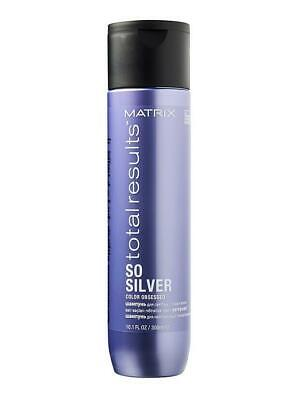£11.69 • Buy Matrix Total Results Color Obsessed So Silver Shampoo 300ml