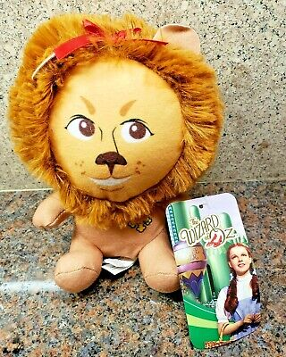 £5.81 • Buy NEW Cowardly Lion Plush The Wizard Of Oz Toy Factory Soft Doll Stuffed Figure
