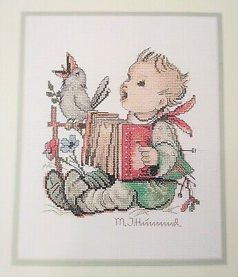 £26 • Buy Hummel Cross Stitch Kit - Lets Sing Brand New & Unopened New Style 04664