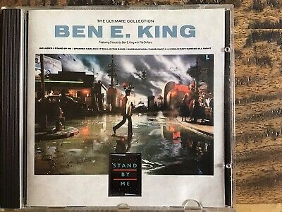 £4 • Buy Ben E. King Stand By Me The Ultimate Collection (1987) Excellent Condition
