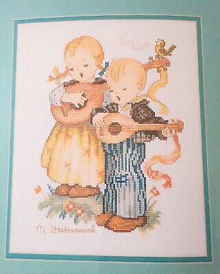£26 • Buy Hummel Cross Stitch Kit - The Strummers, New Style, Brand New & Unopened 02687