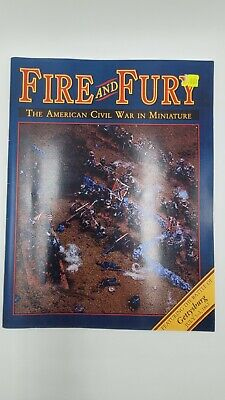 AU110.46 • Buy Fire And Fury : The American Civil War In Miniature