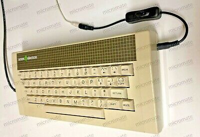 £6.95 • Buy Acorn Electron Power Switch Adapter