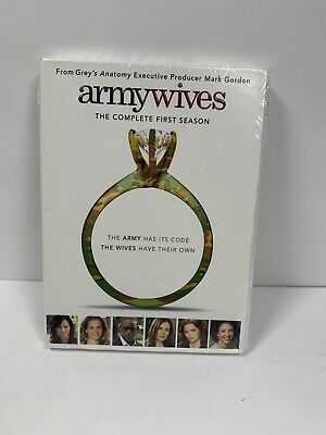 £13.81 • Buy Army Wives: The Complete First Season [3 Discs] [DVD] NEW Factory Sealed