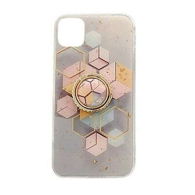 £4.78 • Buy Solid Geometric Pattern Anti-Fall Protection Mobile Phone Case For IPhone 1 K2G4