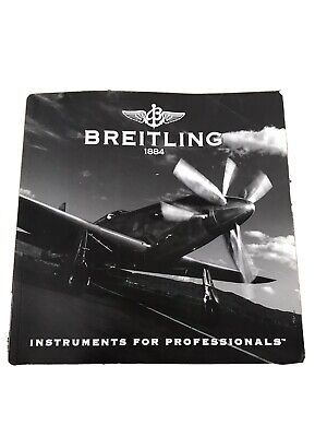 £9.99 • Buy Breitling Chronolog 05, 2004/2005 Catalogue Great Pictures