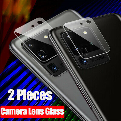 £2.19 • Buy 2x For Samsung Galaxy A12 S21 S20 Ultra A71 A51Clear Camera Lens Glass Protector