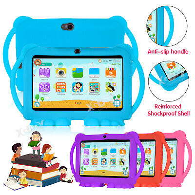 AU80.99 • Buy Xgody 7 In HD Android Tablet For Kids Quad Core 2*Camera WiFi 1+16GB Bundle Case