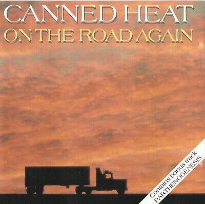£3.20 • Buy Canned Heat - 'on The Road Again (cd)'.