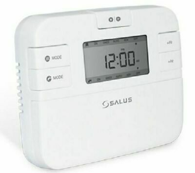 £24.99 • Buy SALUS EP210 - Water & Heating - Two Channel Programmer Timer Control