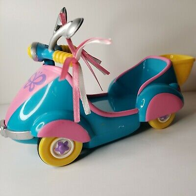 £6.55 • Buy MY LITTLE PONY G3 Scootaloo Scooter Car Cart Ponies On The Go Toy