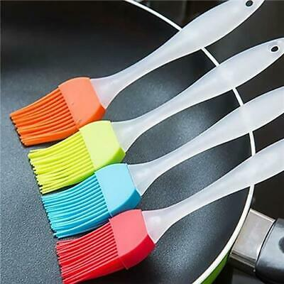 £1.60 • Buy Silicone BBQ Brush CHOOSE YOUR OWN COLOUR Baking Basting Pastry Cooking Utensil