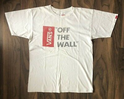 £5.99 • Buy Vans Off The Wall T Shirt Size M