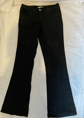 £9.99 • Buy Dorothy Perkins Bootcut Flare Stretch Black Jeans With Pockets UK 10 Regular