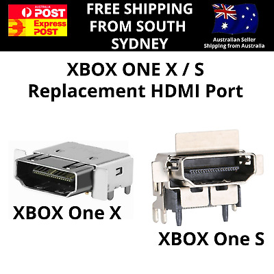 AU12.50 • Buy Xbox One S X Replacement HDMI Port Socket Connector For Console Part Microsoftt