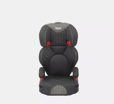 £45 • Buy Graco Logico L Group 2/3 Highback Booster Seat Iron *Damaged Boxes*