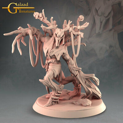 £12 • Buy Wendigo, Into The Woods, Galaad Miniatures, D&D, RPG, Dungeons And Dragons